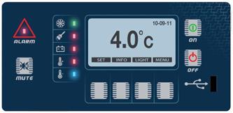 Controllore elettronico